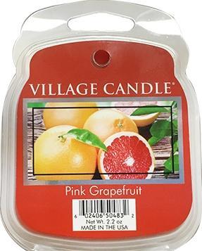 Village Candle Pink Grapefruit Melts