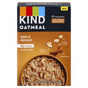 Kind Oatmeal Oats and Almond