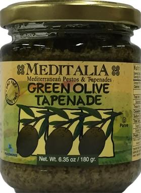 Meditalia Green Olive Tapenade