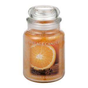 Village Candle Orange & Cinnamon Candle
