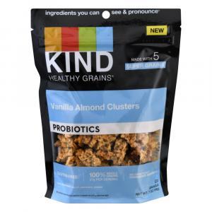 Kind Probiotics Vanilla Almond Clusters