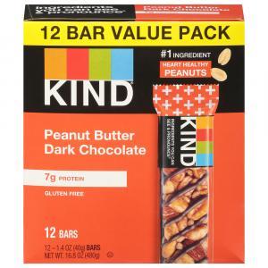Kind Peanut Butter Dark Chocolate Bars