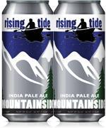 Rising Tide Brewing Company Mountainside IPA