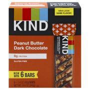 Kind Dark Chocolate & Peanut Butter Bars