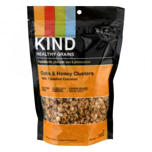 Kind Oats & Honey Clusters With Toasted Coconut