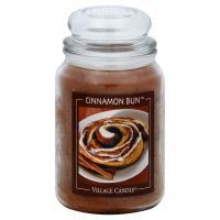 Village Candle Cinnamon Bun 26 Oz. Candle