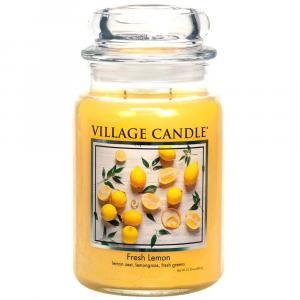 Village Candle Fresh Lemon Candle