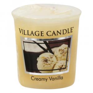 Village Candle Votive Creamy Vanilla
