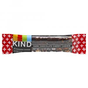 Kind Dark Chocolate Cherry Cashew Bar
