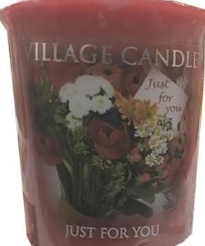Village Candle Just For You 2 Oz. Votive