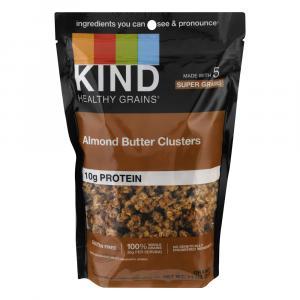 Kind Healthy Grains Almond Butter Whole Grain Clusters