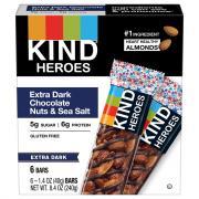 Kind Extra Dark Chocolate Nuts & Sea Salt Bars