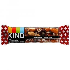 Kind Cranberry & Almond Bar