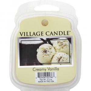 Village Candle Creamy Vanilla Wax Melt