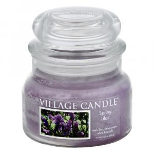 Village Candle Jar Spring Lilac