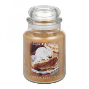 Village Candle Warm Apple Pie Candle