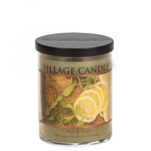 Village Candle Decor Citrus & Sage