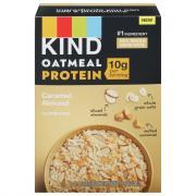 Kind Oatmeal Protein Bar Caramel Almond