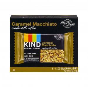 Kind Caramel Macchiato Granola Bars