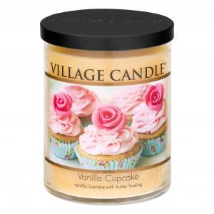 Village Candle Decor Vanilla Cupcake 14 Oz.