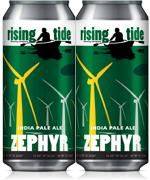 Rising Tide Brewing Company Zephyr India Pale Ale