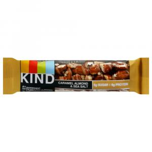 Kind Caramel Almond Sea Salt Bar