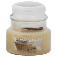 Village Candle Jar Pure Linen