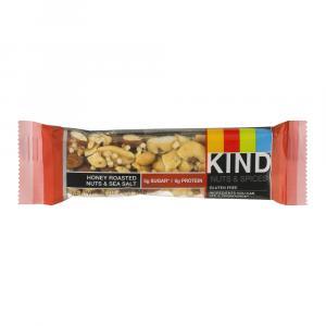 Kind Honey Roasted Nut & Sea Salt Bar