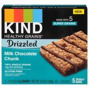 Kind Healthy Grains Drizzled Milk Chocolate Chunk Granola