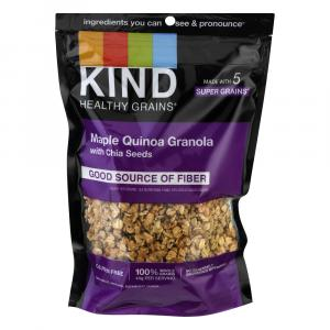 Kind Maple Quinoa Clusters