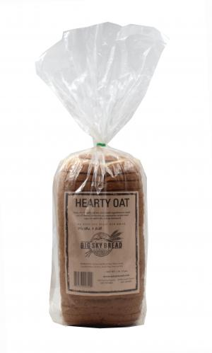 Big Sky Heart Oat Bread