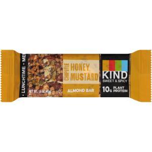 Kind Honey Mustard Almond Bar