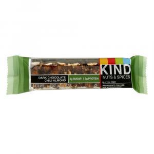 Kind Dark Chocolate Chili Almond Bar