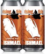 Rising Tide Brewing Company Ishmael American Copper Ale