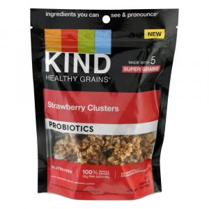 Kind Probiotics Strawberry Clusters