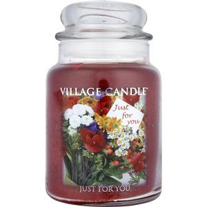 Village Candle Just For You 26 Oz. Jar Candle