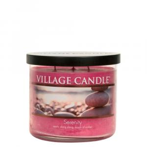 Village Candle 3 Wick Serenity