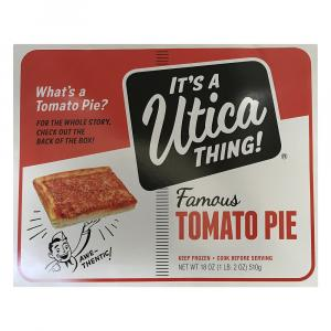 It's a Utica Thing! Famous Tomato Pie