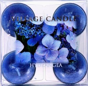 Village Candle Hydrangea Tealights