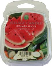 Village Candle Summer Slices Wax Melt