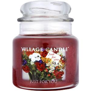 Village Candle Just For You 16 Oz. Jar Candle