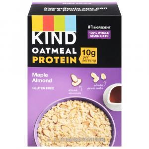 Kind Oatmeal Maple Almond