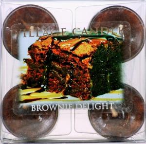 Village Candle Brownie Delight Tealights