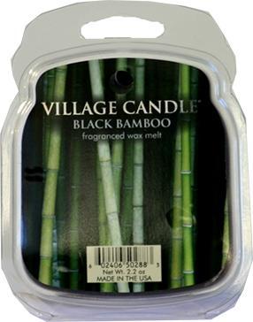 Village Candle Black Bamboo Wax Melt