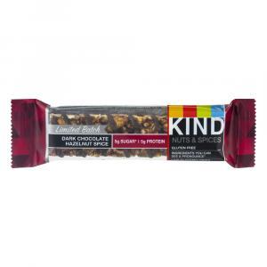KIND Dark Chocolate Hazelnut Spice