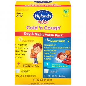 Hyland's 4Kids Cold 'n Cough Day and Night