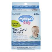 Hyland's Baby Tiny Cold Tablets