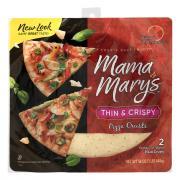 """Mama Mary's 12"""" Thin & Crispy Pizza Shells"""
