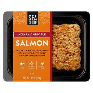 Sea Cusine Honey Chipotle Salmon
