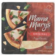 "Mama Mary's 12"" Original Pizza Crusts"